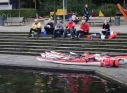 Søndag d. 24-9 Flensborg Fjord